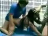 Latin Schoolgirl Gets Fucked By Her Classmates In A Homemade Video