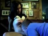 Amateur Stepbrother And Stepsister Do It On Camera