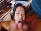 Pretty Asian Babe Wants Hard Sex And Facial