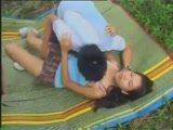 Thai Teens Fucked in the Forest