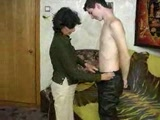 Horny Mom Cant Keep Her Hands Of A Boy