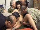 Nursing Volunteer Japanese Teen Abused By Group Of Horny Grandpas